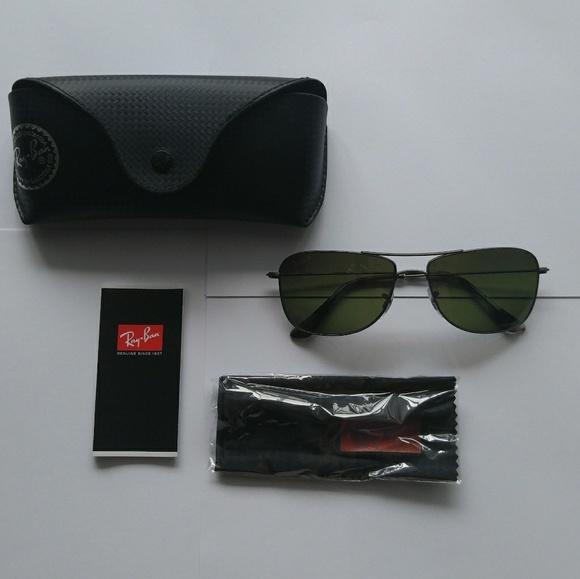 48d168f0995 Ray-Ban Chromance Polarized Sunglasses - RB3543. M 5b38f7c09539f78b59c41d36